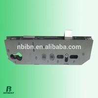 professional customized fingerprint resistant plate security wooden door lock body
