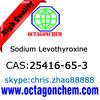 High Purity Sodium Levothyroxine, Levothyroxine Sodium,25416-65-3 in stock on sale