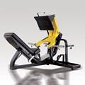 La fuerza del martillo equipo de ejercicio/equipo de gimnasio comercial/leg press tz-6066