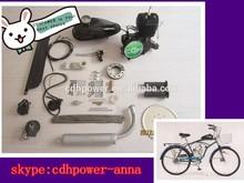 80cc bicycle engine kit/ 2 stroke 80cc gas bicycle engine kit/ gasoline engine for bicycle