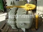 jacketed glass reactor high efficiency electric hongda