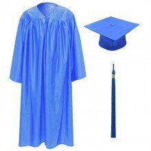 PRESCHOOL & KINDERGARTEN CAP GOWN TASSEL WITH YEAR CHARM