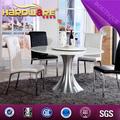 made in china novo design baratos mesa redonda e cadeiras para venda