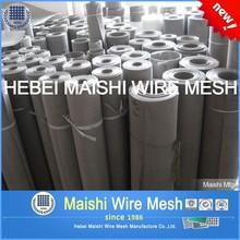 Mallas de alambre tejido en acero inoxidable y alambre galvanizado