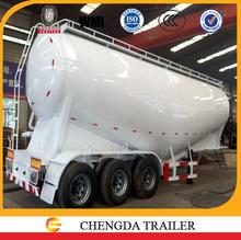 3 axles bulk cement semi trailer with weichai brand 4102 engine