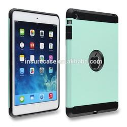 Case for ipad , 2014 tough armor tablet PC case for ipad mini