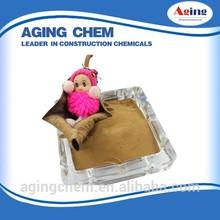 Sodium naphthalene sulphonate formaldehyde water treatment chemicals cement dispersant water reducing admixture
