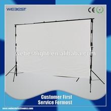 WB-LSCC-Led Star Curtain RGB 4*6m Dj Booth Deck Stand Curtain