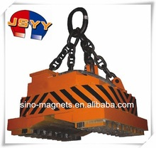 Electro lifting Magnet for Lifting Steel Scraps