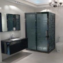 With always online service shower room door handles