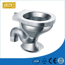 Long Use Stainless Steel Toilets For Sale,Good Type S-trap Toilet