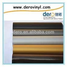 2D carbon fiber vinyl wrap sticker car wrapping film