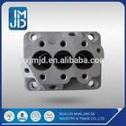 customized Aluminum Die casting for valve bottom