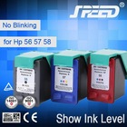 Hot selling factory price for hp 56 ink cartridge chip reset with low price