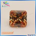 facetas quadrados gemas cortar dois milímetros solta cz pedra sintética nomes de pedras semi preciosas