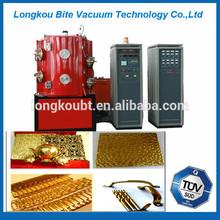 pvd Decorative Film Golden Vacuum Coating Machine (LKBT-)
