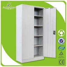 Customized 2 door metal cabinet locker for hanging files