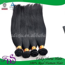 hair extension weave,plastic tube packaging for hair extension