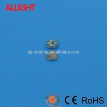 high brightness SMD LED 0605 rgb music product indicator
