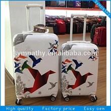 2014New Arrival Fashionable trolley luggage, travel trolley lugage