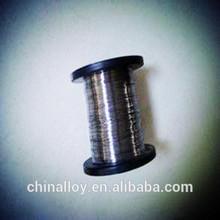 Nichrome 80 20 High temperature resistant heat wire/nichrome resistivity