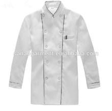 Chef uniform long sleeve T/C fabric