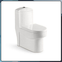 Bathroom sanitary ware western toilet water closet B0839