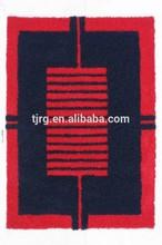 150D silk area rug