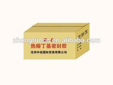 Hot melt Butyl Sealant For Insulating Glass Sealing