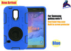 Ring android phone case for samsung galaxy note 4 mobile cover