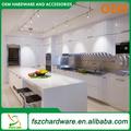 Oem italiano mobiliariodecocina, 304 muebles de acero inoxidable de la cocina, para el hogar muebles de cocina