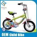 12 pouces. bambou d'excellente qualité bleu, vélo enfant