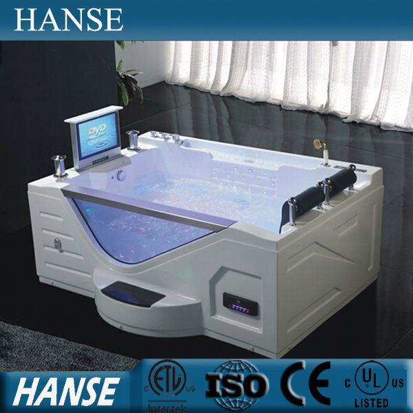 hs b313a dampfdusche whirlpool 2 personen bathtub with tv hydrotherapy tubs buy dampfdusche. Black Bedroom Furniture Sets. Home Design Ideas