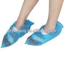 Disposable rain shoe cover