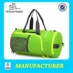 custom waterproof sports bag, small sports bag, nylon sports bag