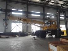 New Condition machine compared Tadano AOQI Hydraulic 30ton Rough Terrain Crane
