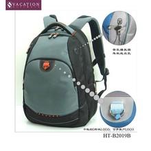 "15.6"" waterproof unique nylon backpack laptop bag"