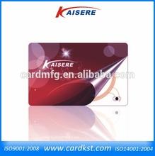 PVC PET ID/IC HF/UHF RFID Card