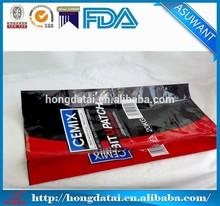 hot sale aluminum foil plastic bags for charcoal