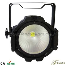100W HIGH POWER rgb LED COB PAR LIGHT 3 or 7 DMX channel.