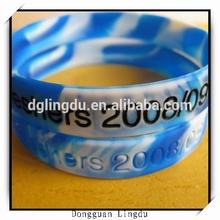 Light up bracelet pen and metal spring bracelet