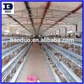 ضوء الهيكل الصلب بيت الدجاج للبيع