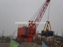 small fixed portal crane