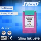 Professional compatible cartucho de tinta for hp 60 in great supply