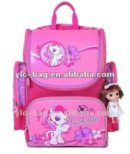 Hot sale high quality latest fashion school bag 2014