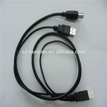 shen zhen USB 2.0 cable 32gb cigarette usber shaped flash disk male to micro 5 pin