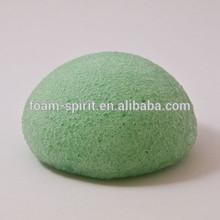 Direct Manufacturer Facial Cleansing Multi Shape 100% Natural Fiber Konjac Sponge