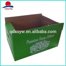 Ecofriendly Custom Fruit Box For Shipping