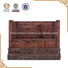 antique furniture solid wood Sofa