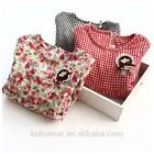 Qz-1130 wholesale fashion children winter child clothes kids clothig girls Korean new cheap cute beautifu Winnie thickened dress